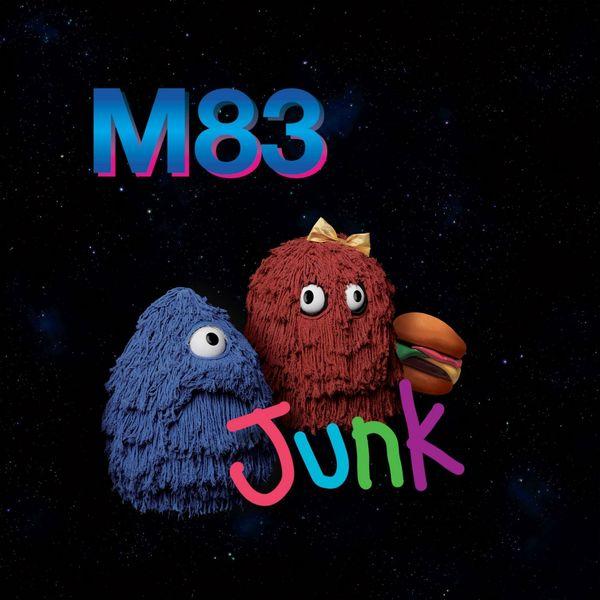 M83 - Junk (2016) FLAC | 24-bit