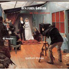 Godard: Les 3 quatuors à cordes