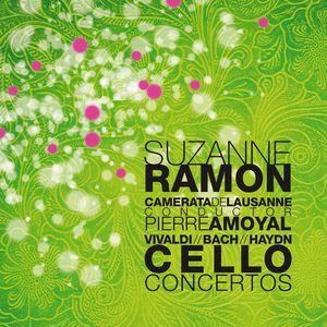 Vivaldi, CPE Bach, Haydn : Concertos pour violoncelle et orchestre