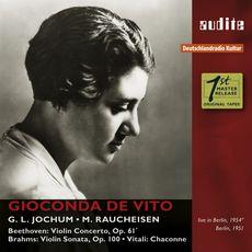 Beethoven: Violin Concerto & Brahms: Violin Sonata No. 2