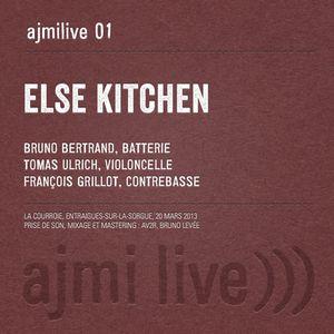 Ajmilive 01 (Live At La Courroie)