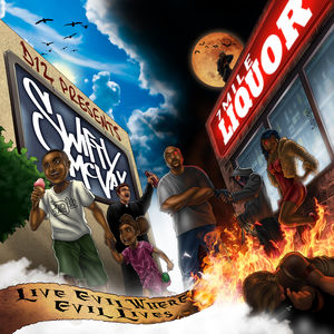 D12 Presents Swifty McVay LIVE EVIL where EVIL LIVE