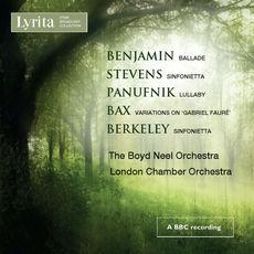 Benjamin, Stevens, Panufnik, Bax & Berkeley; Works for String Orchestra