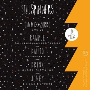 Stiff Little Spinners, Vol. 6