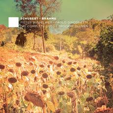 Schubert & Brahms: The Complete Duos (Vol. 2) - Trockne Blumen
