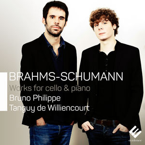 Brahms & Schumann: Works for Cello and Piano