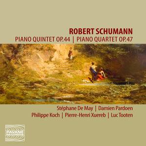 Schumann: Piano Quintet, Op. 44 & Piano Quartet, Op. 47