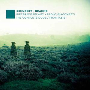 Schubert & Brahms: The Complete Duos (Vol. 1) - Phantasie