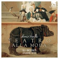 Vivaldi : Teatro alla moda - Violin Concertos