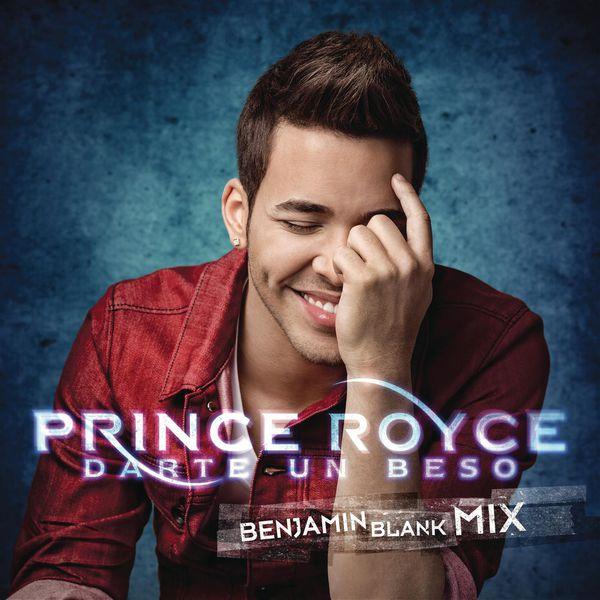 Prince Royce Darte un Beso Album Cover Prince Royce Darte un Beso