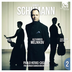 Schumann: Piano Concerto Op 54, Piano Trio Op. 80