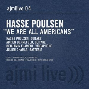 Ajmilive, Vol. 4 (We Are All Americans)