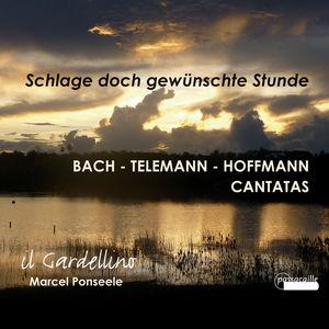 Bach, Telemann, Hoffmann : Cantatas