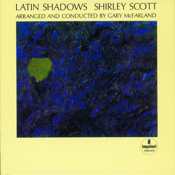 shirley scott - latin shadows impulse a-93