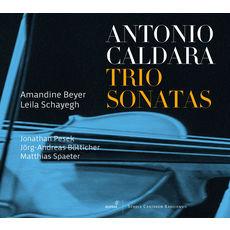 Antonio Caldara : Trio Sonatas