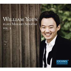 William Youn Plays Mozart Sonatas, Vol. 2