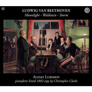 Ludwig van Beethoven : Moonlight, Waldstein & Storm