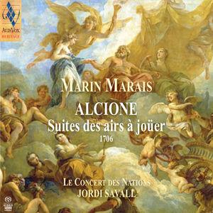 Marin Marais : Alcione (Suite des airs à joüer)
