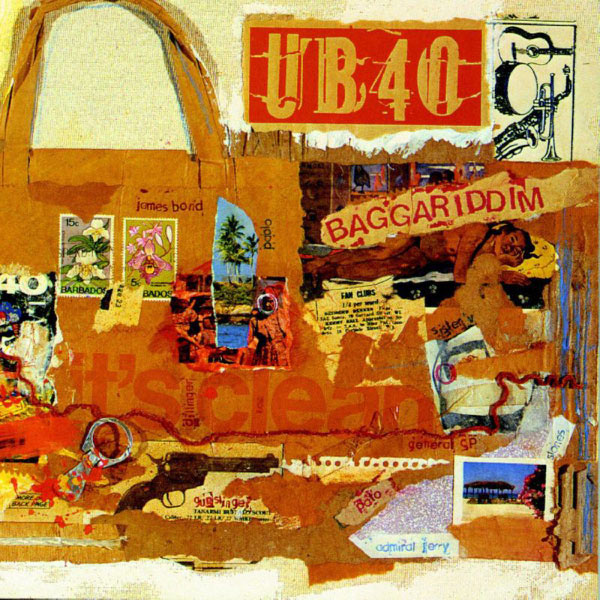 Baggariddim | UB40 – Download and listen to the album