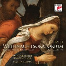 Bach: Weihnachtsoratorium, Kantaten 4-6