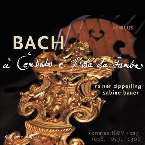 Bach : A Cembalo e Viola da Gamba