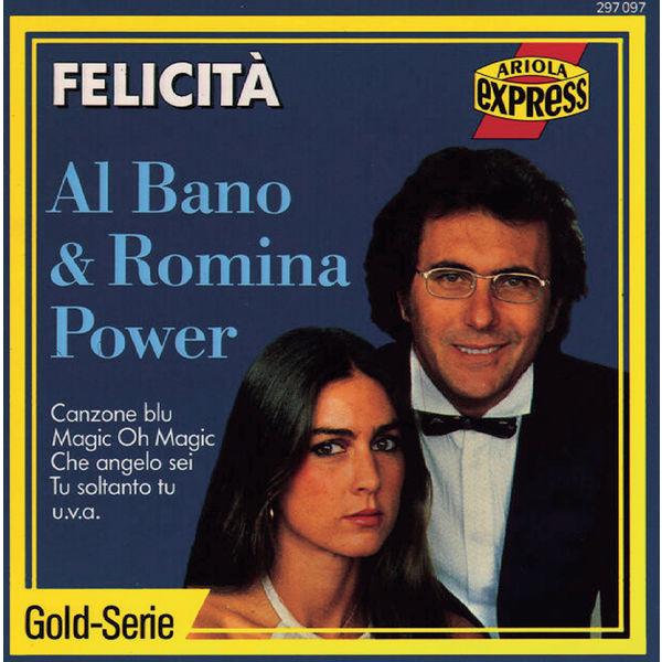 al bano et romina power