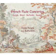 French Flute Concertos (Blavet, Boismortier, Buffardin, Corrette, Leclair, Naudot)