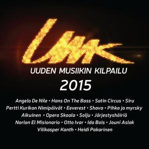 UMK - Uuden Musiikin Kilpailu 2015