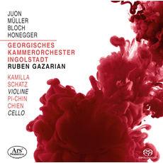 Juon, Müller, Bloch & Honegger: Orchestral Works