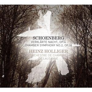 Arnold Schönberg : Verklärte Nacht, Op. 4 - Chamber Symphony No. 2, Op. 38