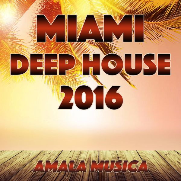 Miami deep house 2016 various artists t l charger et for Deep house bands