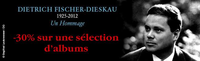 Dietrich Fischer-Dieskau - Un Hommage - 30% sur une sélection de produits