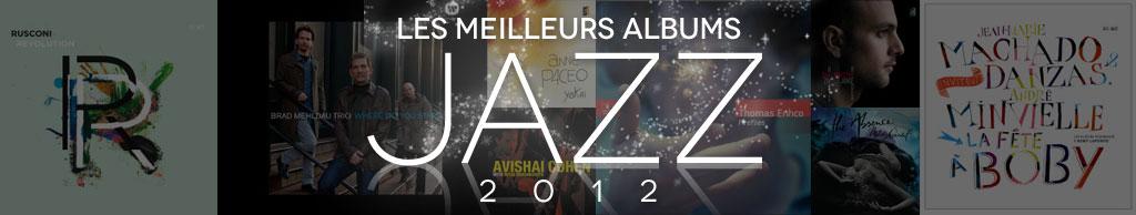 Les meilleurs albums Jazz de 2012