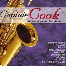 Captain Cook Saxophone singenden und seine