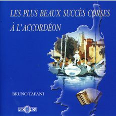 Les plus beaux succès corses à l'accordéon